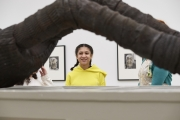 Saatchi Gallery youth group trip