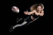 Jodie Ounsley - England Womens Rugby 7's