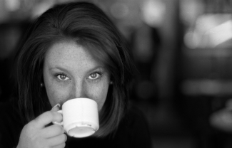 "Michaelina, part of the ""#coffeproject"" series"