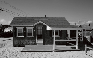 Wooden House Cape Cod
