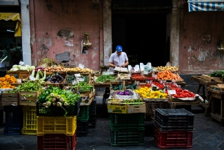 Catania, food market - photo-story pubblished by Italy Magazine